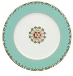 Colourful charger plate - Vileroy & Boch Classic Collection ($40 at The Bay)
