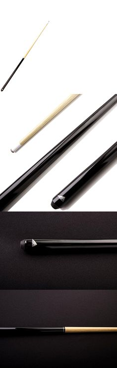 Cue Tips 75188: Mizerak Shorty Cues Sticks Billiards Tip Snooker Small Pool Table Tight 40 New -> BUY IT NOW ONLY: $39.47 on eBay!