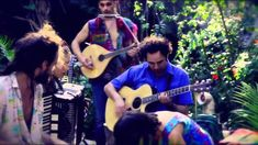 Edward Sharpe and the Magnetic Zeros, Up From Below. Live Acoustic 2011, from Yucatan, Mexico.