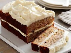 Get Apple Spice Cake with Cream Cheese Icing Recipe from Food Network