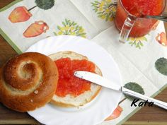 KataKonyha: Grépfrútdzsem