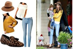 Get Miranda Kerr's Winter-Casual Look
