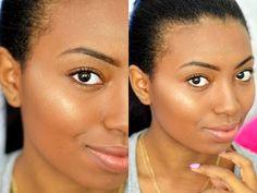 Pele Iluminada | Preparação pele negra