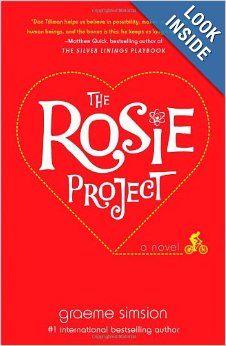 The Rosie Project: A Novel: Graeme Simsion: 9781476729084: Amazon.com: Books
