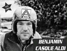 Benjamin casque aldi