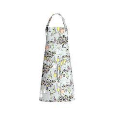 Moomin Jubilee apron. This fabric is so nice... #moomin #tove100