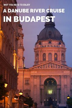 Why you need to enjoy the Danube River Cruise in Budapest - Let's take a second and imagine how romantic a Danube river cruise could be. About ten years ago, my friend just came back from Hungary and told me all about her experience, having dinner on a Budapest river cruise with her boyfriend. I was 17 and...