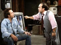 taxi tv series | Jim Ignatowski & Louie De Palma - Taxi (1978 TV Series) Photo ...