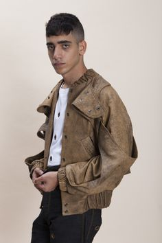 marcuscuffie: VEJAS SS 16photographer Thomas McCartystylist Marcus Cuffiemodel Omar Ahmed