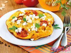 Jak zrobić omlet dyniowy - przepis na omlet z dyni -Przepis
