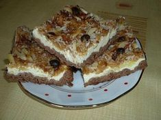 Granola granola s jablky Granola, Nutella, Tiramisu, French Toast, Pizza, Sweets, Breakfast, Ethnic Recipes, Desserts