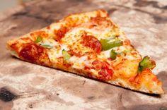 Receita de Pizza de Sobra de  Arroz Mini Pizzas, Pizza Recipes, Cooking Recipes, Paella, Confort Food, Lactose Free, Zero Lactose, Low Carb Diet, Fabulous Foods