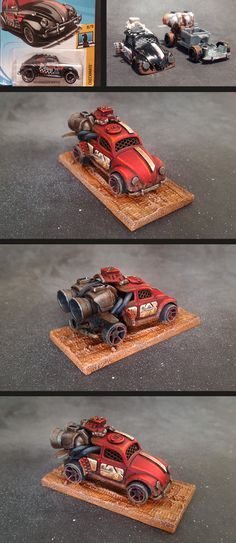 Forums › Community › The Garage › Paritazi's garage Topic: Paritazi's garage Author July 2018 at am Guillaume RollandParticipant Hello, My first cars, … Mad Max, Custom Hot Wheels, Custom Cars, Volkswagen, Air Car, Toys Shop, Hot Cars, Hot Wheels Cars, Diecast Models