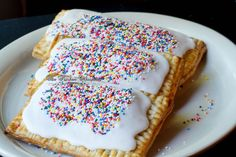 Homemade Strawberry PopTarts, Pop Tarts from scratch, breakfast treats, handpies, best hard glaze, no melt icing, epicurious