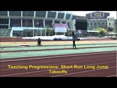 Daily Drills for Jumpers (Long, Triple, and High). Track Drill, Triple Jump, Long Jump, Track Workout, Track And Field, Lsu, Drills, Jumpers, Athlete