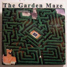 Virginia Garden Maze An acre's never seemed so big.