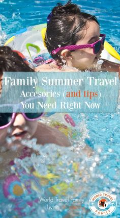 Family Summer Vacation Gear  and accessories you need right now! Tips too.