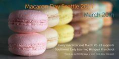 Macaron Day Seattle 2014