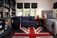 British Tween Room via Little Moth