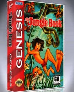 By mr_jretroreviews: Tonight I've decided to do a review of one of my absolute favorite Sega Genesis games Disney's The Jungle Book. I actually just recently bought this game for my own collection because I remembered renting it from the video store when I was younger and loving it. I popped it in for the first time in many years and remembered why I enjoyed it so much as a kid. The game play is a simple 2D side-scroller like most Sega games from then where you play as Mowgli and go on the…