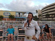 11/12/12 Even Elvis loves Plaza Beach Weddings!