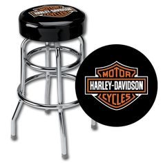 Prime 39 Best Harley Davidson Bar Stools And Furniture Images Caraccident5 Cool Chair Designs And Ideas Caraccident5Info