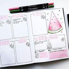 Diseños de agendas