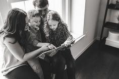 Adorable family photos- lifestyle session. #lifestylephotography #familyphotos