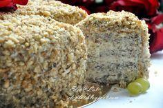 Предлагаю Вам совершенно потрясающий торт. Ореховый, с цитрусовыми нотками и вкусным кремом с добавлением белого шоколада. Я очень лю...