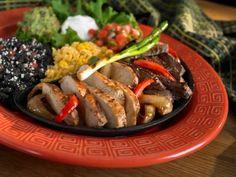 No tortilla needed. Serve in a pepper