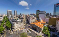 Buenos Aires Metropolitan Cathedral • AirPano.com • Photo
