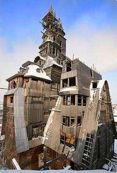Bijzonder huis: Gangster House, Rusland