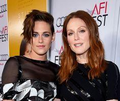 'Still Alice' Star Cast Have Praises For Each Other #JulianneMoore, #KristenStewart, #StillAlice