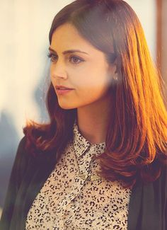 JENNA LOUISE COLEMAN      Doctor Who | Series 7, part 2