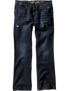 30 Men s Distressed Low-Rise Boot-Cut Jeans...size 44 and 1aab712580d2a