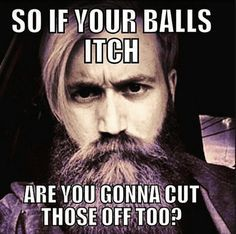 Beard Humor   Beard Meme  