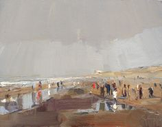 roos schuring Seascape winter #25