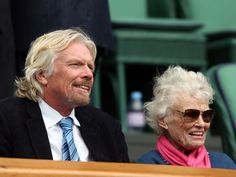 Science says parents of successful kids have these 11 things in common . While there isn't a set recipe for raising successful children, psychology research has pointed to a handful of factors that predict success. (Photo - Richard Branson and Mum Eve Parenting Humor, Kids And Parenting, Parenting Hacks, Single Parenting, Richard Branson, Parenting Done Right, Kids Up, Successful People, Business For Kids