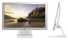 LG Chromebase: All-In-One-PC with Chrome OS