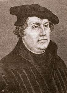 Martin Luther-- challenged the Church by declaring salvation is not earned by good deeds but received only as a free gift by God's grace through faith in Jesus Christ as redeemer from sin.