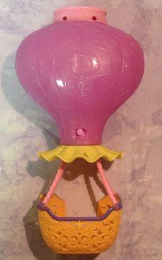 My Little Pony Hot Air Balloon Friendship Is Magic Twilight Sparkle Music/Lights
