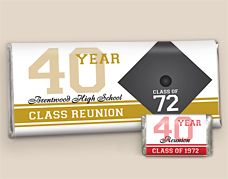 personalized class reunion favors | Personalized Class Reunion Favors | Custom School Reunion Favors ...