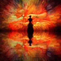 'The Dream Theater Series: Approaching the Feet of The Buddha (v2/Reflection)' #buddha #dreamtheater #observer #witness #oneness #enlightenment #ethereal #ether #asabovesobelow #reflection #pinealgland #psychedelic #visionaryart #collageart #consciousness #contemporaryart #shanti #soul #jungleeye #namaste #yoga #meditation #cosmic #chakras #higherconsciousness #awakening #dopeart #fractal #spiritual #spirituality