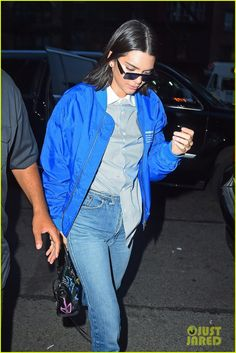 kendall jenner joins blake griffin for night out in nyc 02