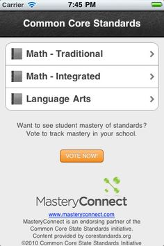 View common core state standards in one app Mastery Connect, Teacher Tools, Teacher Apps, Teacher Organization, Lesson Plan Templates, Common Core Standards, Language Arts, English Language, Education