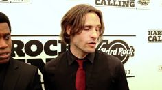 INTERVIEW: Muso's Guide meets Vintage Trouble, backstage at Hard Rock Ca...