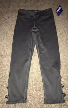 c2f763248bb981 NWT Womens JOY LAB From Target XS Leggings Grey Fancy Ankle Mid Rise MSRP  $35 #