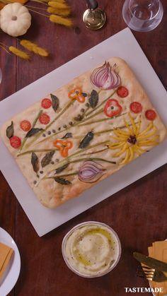 Fun Baking Recipes, Cooking Recipes, Bread Art, Bourbon Barrel, Appetizer Recipes, Appetizers, Cabernet Sauvignon, Creative Food, Food Videos