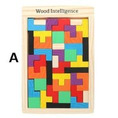 Cheap wooden tangram, Buy Quality puzzle tetris directly from China jigsaw board Suppliers: Kids Toys Wooden Tangram Jigsaw Board Puzzles Brain Teaser Puzzle Tetris Game Educational Baby Child Kid Toy Tangram Puzzles, Wooden Puzzles, Jigsaw Puzzles, Kids Store, 3d Puzzel, Kids Jigsaw, Wooden Educational Toys, Shape Games, Brain Teaser Puzzles