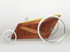 Philippe Starck Soapbox Racer #Cars-Motorcycles